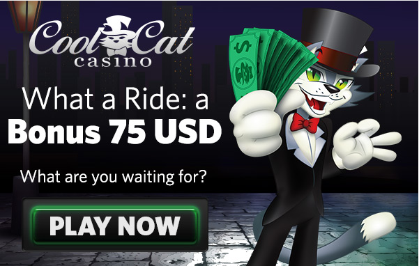 Cool Cat Casino Coolcat Casino Com Get 50 Free Spins Right Now And Win Review